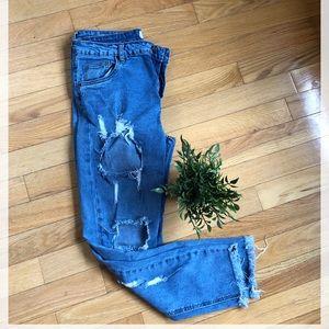 Urban Heritage Denim Skinny Jeans